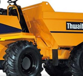 6 Tonne Thwaite Dumper Forward Tip